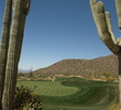 The sixth hole on the Tortolita Course at Ritz-Carlton Golf Club at Dove Mountain in Marana, Ariz., was a drivable par 4 by the tour pros at the WGC Accenture Match Play Championship.