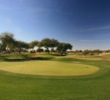 Formerly a par 5, the fifth hole at ASU Karsten Golf Course is now a long par 4 with a shallow green.