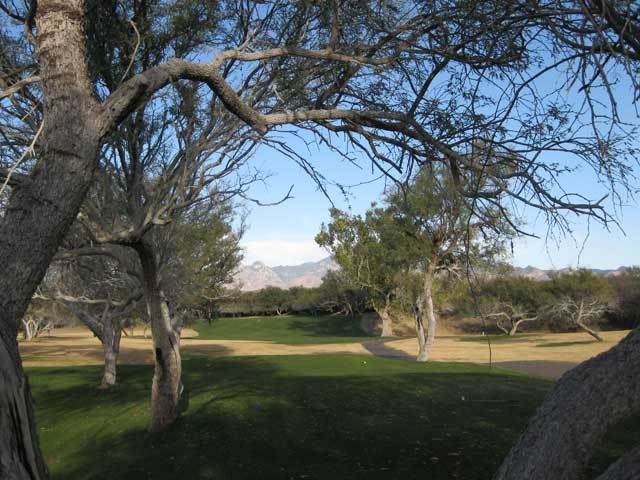 Tubac Golf Resort - Rancho Course - hole 3