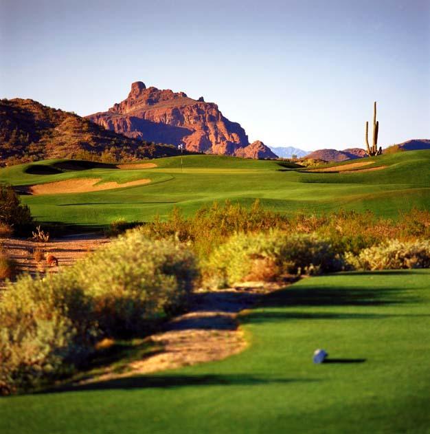 Is Las Sendas the hardest golf course in Arizona?