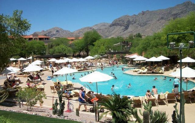 The Westin La Paloma Resort Spa Tucson Az