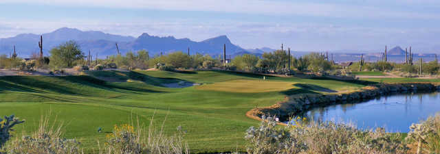 The Golf Club at Dove Mountain - Saguaro: #3