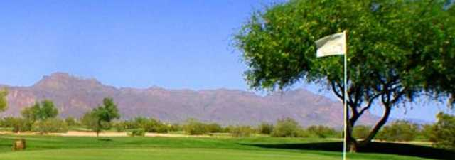 Apache Creek GC