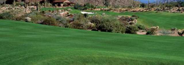 Saguaro Nine's 9th hole