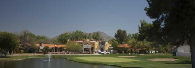 Tubac Golf Resort: Otero's #9
