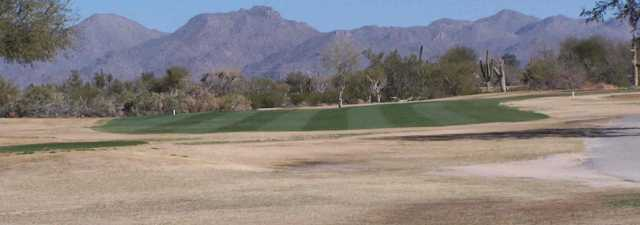 Crooked Tree GC: #17