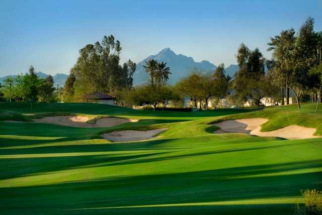 The Legacy Golf Club in Phoenix