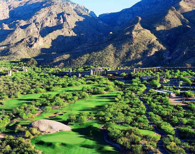 The lodge at ventana canyon canyon course in tucson for The ventana