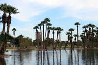 Encanto Golf Course Lagoon