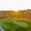 16th green at SunRidge Canyon Golf Club
