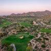 17th green at SunRidge Canyon Golf Club