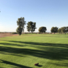 A view from a tee at Francisco Grande Hotel & Golf Resort.