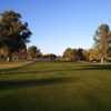 A view of a fairway at Haven Golf Club.
