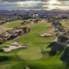 Aerial view from Palmer at Wildfire Golf Club at Desert Ridge.