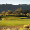 A view of the 6th green at Verrado Golf Club - Founders Course