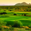 View from O'odham Course at Talking Stick G.C. - holes 7 and 10