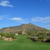 A view of a fairway at Boulders Golf Club & Resort