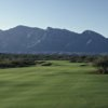 A view from a fairway from the Golf Club at Vistoso