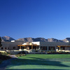 A view of the clubhouse at Camelback Golf Club