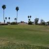 View of a green at Villa de Paz Golf Course