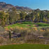View of the 15th hole from the Links at Arizona Biltmore Golf Club