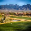 A view of a fairway at San Ignacio Golf Club.