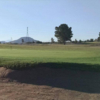 A view of a hole at Silverbell Golf Course.