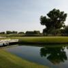 A view of a hole at Tubac Golf Resort.