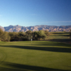 View of a green at Fred Enke Golf Course