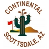 Continental Golf Course Logo