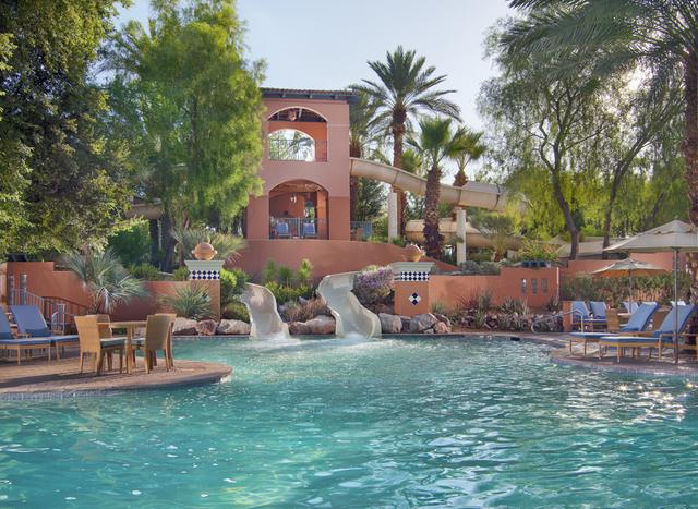 The Fairmont Scottsdale Princess Southwestern Resort