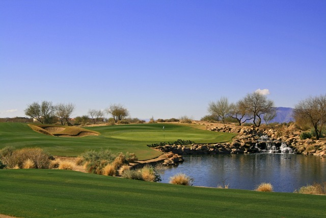 Course devil golf golf