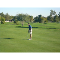 Arizona Biltmore Golf Club's Adobe Course isn't designed to stress out average golfers.