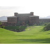 A view of the Westin Kierland Golf Club in Scottsdale, Arizona.