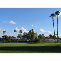 McCormick Ranch Golf Club - Phoenix, Scottsdale area - Arizona course - three lakes