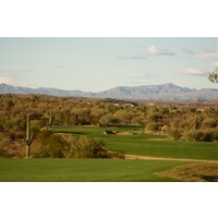 Designed by the team of Bill Coore and Ben Crenshaw, the Saguaro Course at We-Ko-Pa Golf Club is walker friendly.