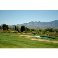 Tubac Golf Resort and Spa's Anza course's par-5 fifth is a new hole designed by Ken Tomlinson.