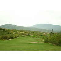 Arizona National Golf Club's 11th hole is a 625-yard par 5, the longest on the golf course.