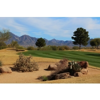 The Champions Course at the TPC Scottsdale is a similar desert experience to the more celebrated Stadium Course.