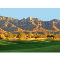 Bunkers are strategically placed throughout The Views Golf Club at Oro Valley north of Tucson.