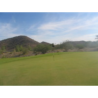 Verrado Golf Club boasts some greens large enough to qualify as convention space.