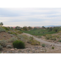 Coyote Lakes Golf Club - Phoenix Scottsdale - Hole No. 2 fairway