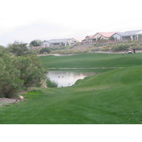 Coyote Lakes Golf Club - Phoenix Scottsdale - Hole No. 2 lake