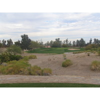 Coyote Lakes Golf Club - Phoenix Scottsdale - Hole No. 4, desert clear par 3