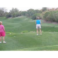 Coyote Lakes Golf Club - Phoenix Scottsdale - Women golfers