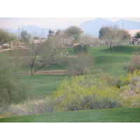Coyote Lakes Golf Club - Phoenix Scottsdale - Hole No. 10 fairway view