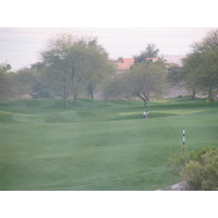 Coyote Lakes Golf Club - Phoenix Scottsdale - Hole No. 11 rolling fairway