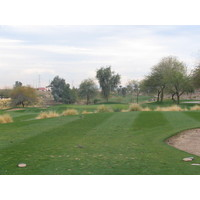 Coyote Lakes Golf Club - Phoenix Scottsdale - Hole No. 12 Little Pup par 3