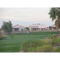 Coyote Lakes Golf Club - Phoenix Scottsdale - Hole No. 15 green