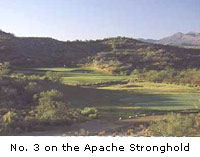 Apache Stronghold Golf Club